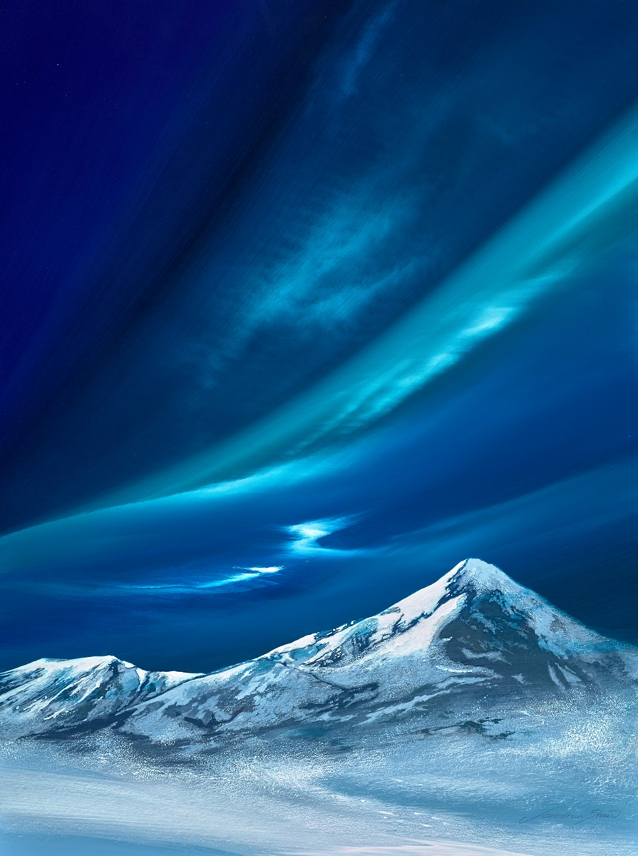 Mountain (Northern Skies) I